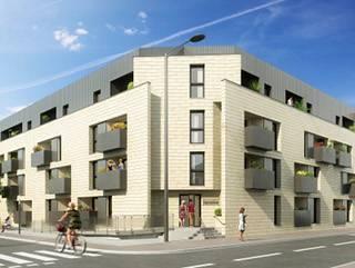 Programme immobilier neuf Les Acacias sur 33150 Cenon