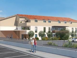 Programme immobilier neuf New Castel sur 31780 Castelginest