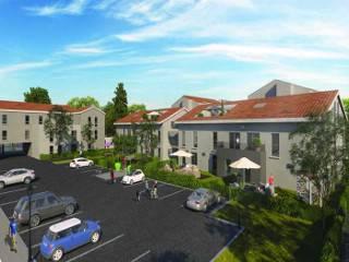 Programme immobilier neuf Le Clos St Antoine sur 69360 Ternay