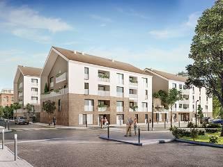 Programme immobilier neuf Les Villages D Or De Jouy Le Moutier sur 95280 Jouy Le Moutier
