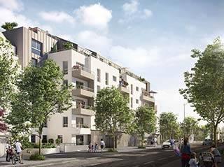 Programme immobilier neuf 92 Proce sur 44000 Nantes