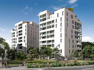 Programme immobilier neuf Preface sur 33000 Bordeaux
