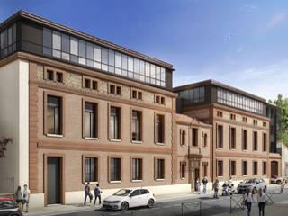 Programme immobilier neuf Campus Saint Michel sur 31400 Toulouse