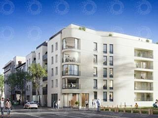 Programme immobilier neuf Luz sur 69150 Saint Fons