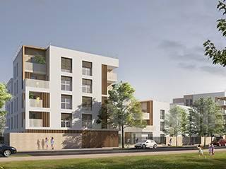 Programme immobilier neuf Le Quadrant sur 69530 Brignais