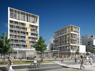Programme immobilier neuf Dedicace- Ginko sur 33000 Bordeaux