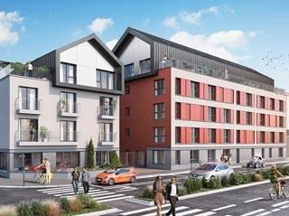 Programme immobilier neuf My Campus Beaulieu sur 35700 Rennes