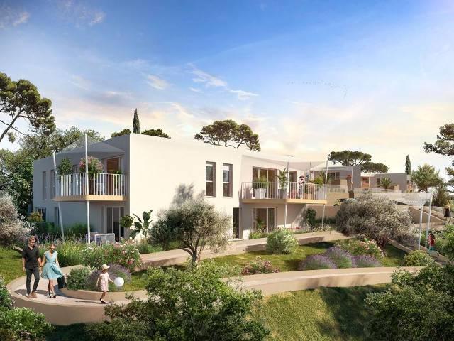 Programme immobilier neuf Eleganza sur 83980 Le Lavandou