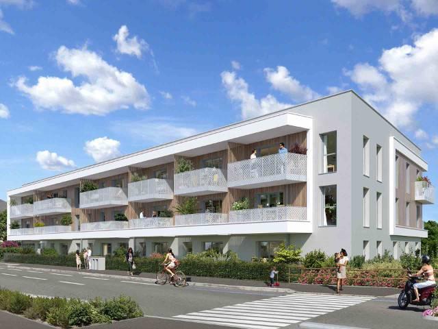 Programme immobilier neuf Evidence sur 35131 Chartres-de-bretagne