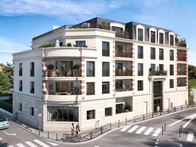 Programme immobilier neuf Le Florilege sur 94500 Champigny-sur-marne
