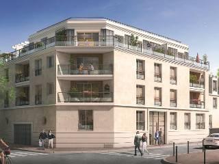 Programme immobilier neuf Le 26 Saint Louis sur 94100 Saint-maur-des-foss�s