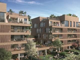 Programme immobilier neuf Le Smart Green sur 31300 Toulouse
