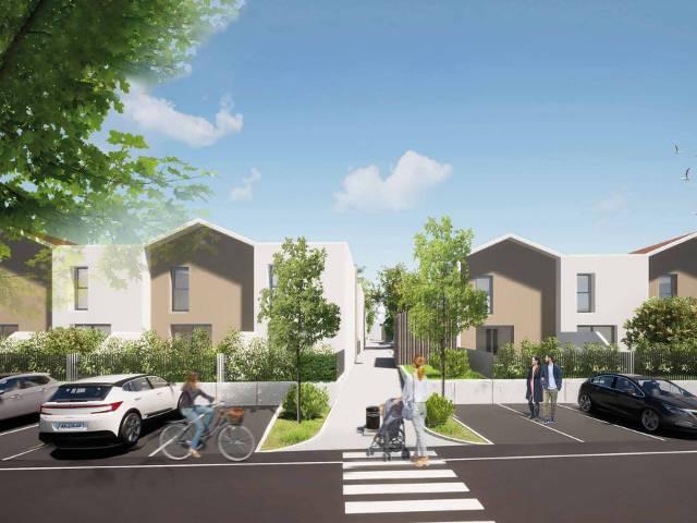 Programme immobilier neuf Le Domaine De La Princesse sur 30320 Marguerittes