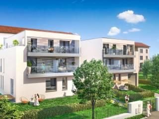 Programme immobilier neuf Comme Au Fil De L Eau sur 69009 Lyon