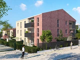 Programme immobilier neuf Le Domaine Floreal sur 31200 Toulouse