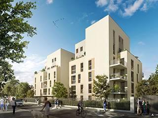 Programme immobilier neuf Auguste Et Louis sur 69008 Lyon