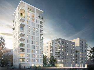 Programme immobilier neuf Interface sur 69008 Lyon