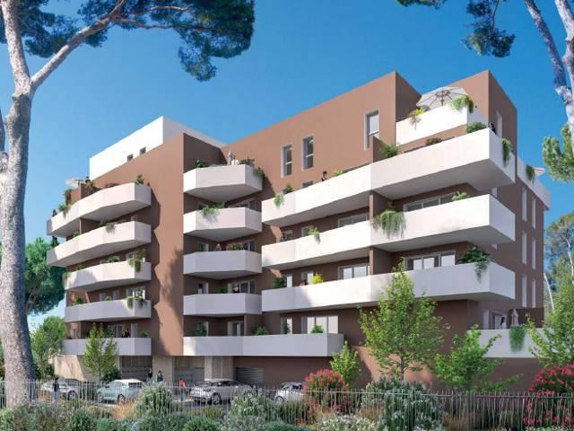 Programme immobilier neuf Villa Esmee sur 30900 Nimes