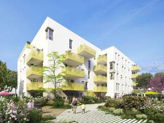 Programme immobilier neuf Link It sur 69200 Venissieux