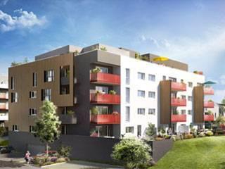 Programme immobilier neuf Harmony sur 35230 Noyal-chatillon-sur-seiche