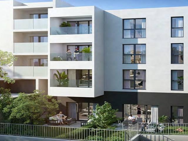 Programme immobilier neuf Le Clos Du Fort sur 69320 Feyzin
