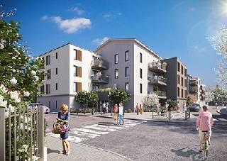 Programme immobilier neuf Vo Lupte Village sur 69120 Vaulx En Velin