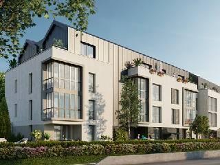 Programme immobilier neuf Les Regates sur 35400 Saint Malo
