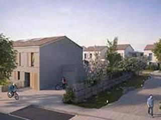 Programme immobilier neuf Grandeur Nature sur 69720 St Laurent De Mure.