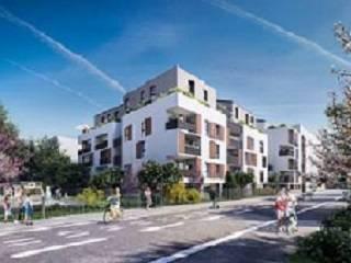 Programme immobilier neuf Les Galeries Perroncel sur 69100 Villeurbanne