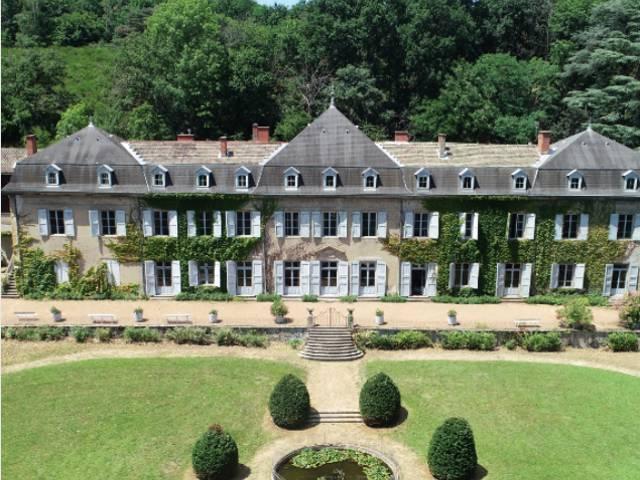 Programme immobilier neuf Domaine De La Ferriere sur 69260 Charbonnieres-les-bains