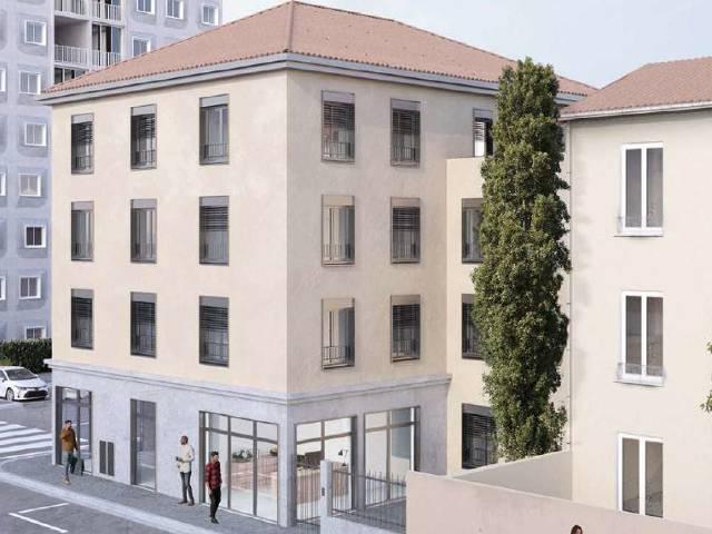 Programme immobilier neuf Le Corner sur 69008 Lyon