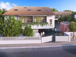 Programme immobilier neuf Villas Twill sur 33400 Talence
