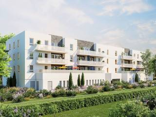 Programme immobilier neuf Mandala sur 33700 Merignac