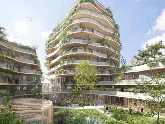 Programme immobilier neuf Les Jardins D Arborescence sur 49100 Angers