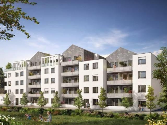 Programme immobilier neuf L Estampe sur 31100 Toulouse