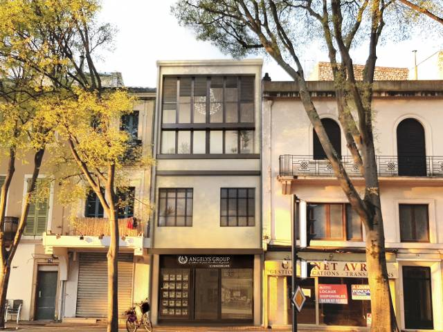 Programme immobilier neuf 76 Boulevard Gambetta sur 30000 Nimes