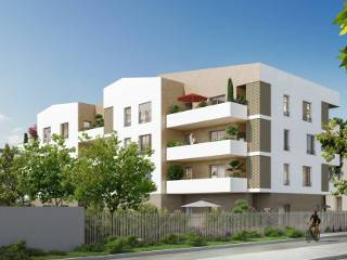 Programme immobilier neuf Les Levants sur 69530 Brignais