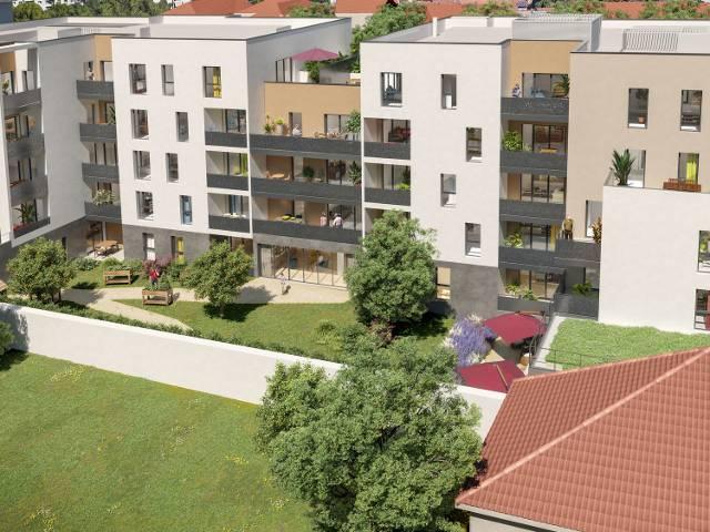 Programme immobilier neuf Coeur Imperial sur 69400 Villefranche Sur Saone