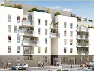 Programme immobilier neuf Le Clos Wilson sur 69100 Villeurbanne