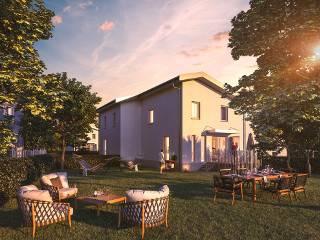 Programme immobilier neuf Villas Des Parfums sur 33440 Saint Vincent De Paul