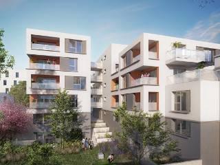Programme immobilier neuf Kubik Garden sur 69200 Venissieux