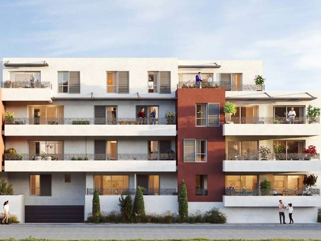 Programme immobilier neuf Villa Coustiera sur 30000 Nimes