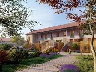 Programme immobilier neuf La Closerie Chambarras sur 69960 Corbas